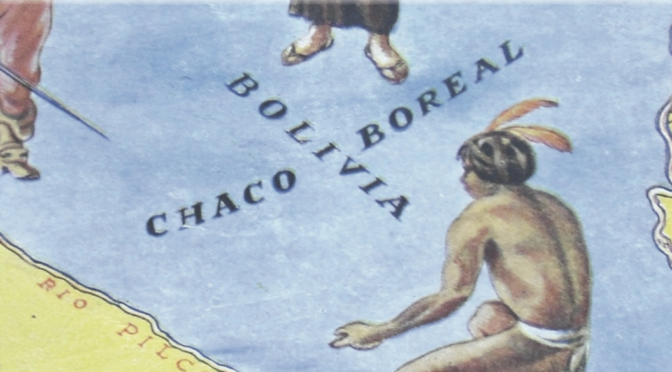 6 décembre Misiones Gran Chaco – civilizar y colonizar